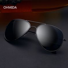 45a6ff16efc OHMIDA New Fashion Luxury Brands Sunglasses Women Men Designer Pilot Sun Glasses  For Female Avaitor Oculos De Sol Gafas UV400-in Sunglasses from Women s ...