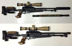 Ultima Ratio PGM Precision, Canon Commando II