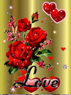 Love - Liebe - Herzen ...