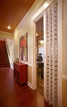 One of the most interesting principle behind accordion doors is that they are seldom made use of as actual entryways as well as exits. Read Best Accordion Doors Ideas for Your House Hanging Room Divider Diy, Room Divider Headboard, Small Room Divider, Room Divider Bookcase, Bamboo Room Divider, Glass Room Divider, Room Divider Walls, Living Room Divider, Divider Cabinet