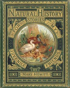 antique books | Natural History Stories