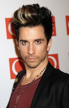 Russell Kane - party guest.