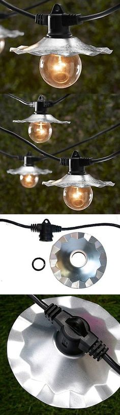Feit Electric String Lights Extraordinary Outdoor String Lights 183394 Feit Electric 72041 30 10Socket 15 Design Inspiration