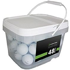 Titleist Player Mix 48 Recycled Golf Balls,... by Titleist for $33.75 http://amzn.to/2joXDZ7