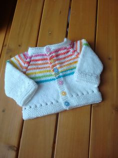 Ravelry: Project Gallery for Maxine Baby Cardigan Jacket pattern by marianna mel