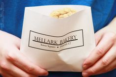 Free HUNGER GAMES printable. Cookies for Katniss & Mellark Bakery Bag Printable