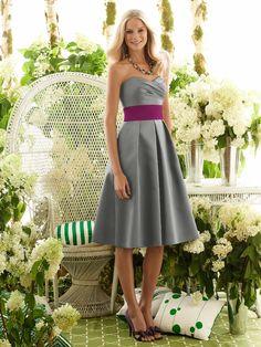 I like the skirt length. Needs sleeves though