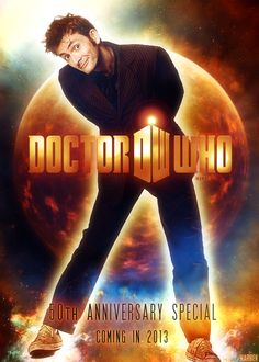 50th Anniversary Poster by Harbek Wish this was real