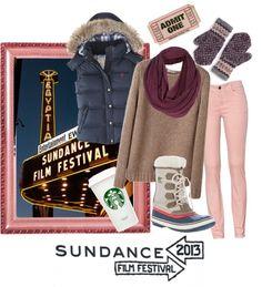 """Sundance Film Festival 2013"" by itsalessia on Polyvore"