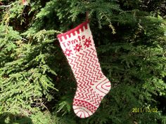 Ravelry: georgianna's Tomte's stocking in Mountain Mohair