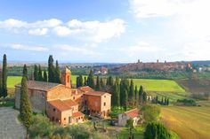 At the base of the Chianti hills, in the heart of Tuscany, are the suites of Villa Sassolini. Description from italytravelista.com. I searched for this on bing.com/images