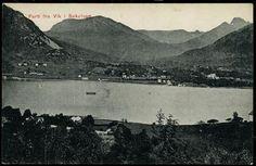 Møre og Romsdal fylke SYKKYLVEN kommune. Gammel oversikt Vik i Søkelven, tatt over fjorden  Utg K.S.Brudevold stemplet 1917,