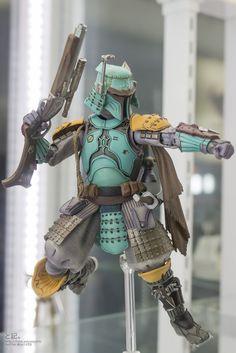 Meisho MOVIE REALIZATION Ronin Boba Fett Star Wars Action Figure by BANDAI: Photoreport, Full Info Release http://www.gunjap.net/site/?p=271665