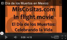 Video: El Dia de los Muertos en Mexico (Spanish)