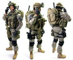 AFSOC CCT uniform/kit