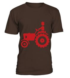Farmer With Tractor Kids Shirts  #gift #idea #shirt #image #funny #job #new #best #top #hot #engineer