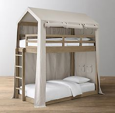 Decorate your room in a new style with murphy bed plans House Bunk Bed, Futon Bunk Bed, Bunk Beds With Stairs, Kids Bunk Beds, Bed Mattress, Loft Beds, Siblings Sharing Bedroom, Full Size Bunk Beds, Modern Murphy Beds