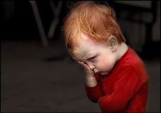Little ginger, big problems~