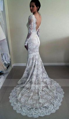 821a3b70e772 Lace Wedding Dresses that will stun - Truly elegant arrangements to form a  fantastic fashion.