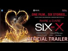 Six X Official Trailer | One film Six stories | CK Arts | Sofia Hayat | Ashmit Patel - YouTube