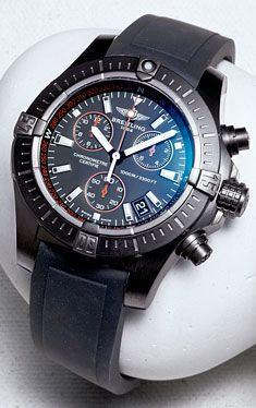 Not a Breitling guy. But this is nice.