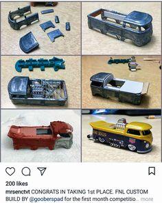 Kool Kombi Custom Hot Wheels - a Tribute to my Favorite casting Custom Hot Wheels, Hot Wheels Cars, Custom Cars, Lowrider Model Cars, Model Cars Building, Kids Toys For Boys, Paw Patrol Toys, Modified Cars, Small Cars