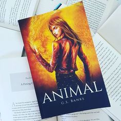 a lovely book // check out my review - blog link in bio    #animal #gsbanks #books #bookreview #bookstagram #booklover #blog #instablog #bookblog #read #reading #bibliophile #bookworm #lovebooks #booksinbed #justread #justfinished #review