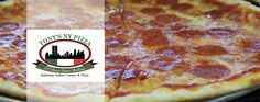 Tony's NY Pizza has a brand new website! Go there to see all their delicious offerings!