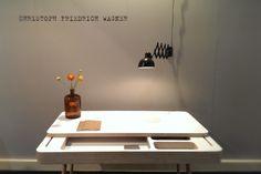 Ply desk - Christoph Friedrich Wagner