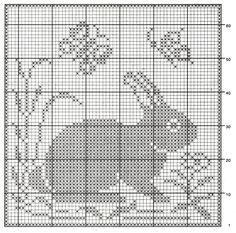 Filet Crochet Charts, Crochet Cross, Thread Crochet, Cross Stitch Charts, Cross Stitch Designs, Cross Stitch Patterns, Crochet Patterns, Cross Stitching, Cross Stitch Embroidery