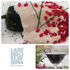 Tradiciones que encantan, La Lorena ya tiene deliciosos Chiles en Nogada..