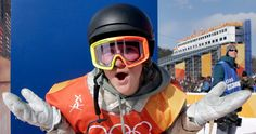 snowboarder Red Gerard took home the first gold medal for the U. in the Winter Olympics. According to one report, Gerard wo. Red Gerard, Summer Vacation Spots, Fun Winter Activities, Girl Quizzes, Winter Hiking, Lake George, Boots Online, Winter Olympics, Olympians