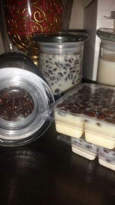 Coffee Bean Soy Candles & Wax Melts