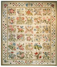 Caswell Quilt pattern. xxx