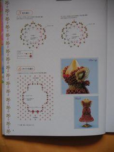 Gallery.ru / Фото #4 - Miniature Beads Dress - OlgaHS