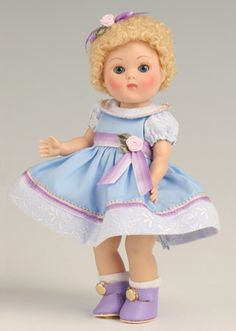Blue Confection Vintage Ginny by Vogue Dolls