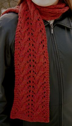 Indecision Scarf