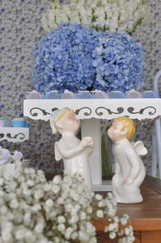 anjos de porcelana ;