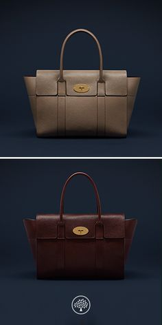Shop the New Bayswater, Mulberry's most iconic leather bag. Loved for its simplicity, practicality and timeless style, the Bayswater is proudly carried all over the world. Launched in 2003, its simple structure, timeless design and signature postman's lock made it instantly popular. Now, more than a decade later, Creative Director Johnny Coca has enhanced the beauty and practicality of the Bayswater bag. The new design is light to carry, yet inherently structured.
