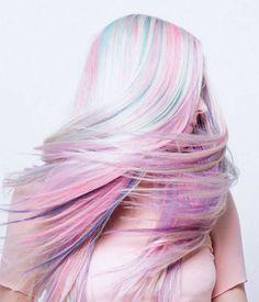 ¡Colores pastel en tu cabello! ¿Te animas? - IMujer