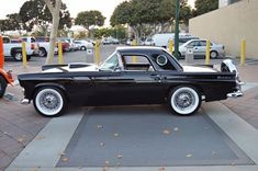 1956 Thunderbird..Re-pin brought to you by agents of #Carinsurance at #HouseofInsurance in Eugene, Oregon