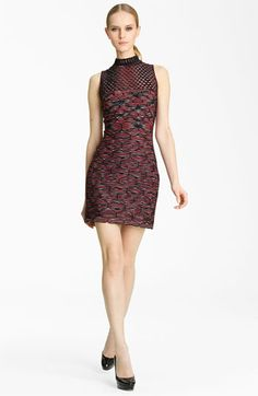 Missoni Mock Neck Knit Dress available at Nordstrom