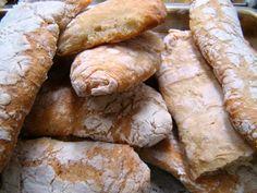 Pão Ciabatta - Receita, Origem e História Bread Dough Recipe, Tasty Bread Recipe, Quiches, Rustic Bread, No Salt Recipes, What To Cook, One Pot Meals, Pasta, Italian Recipes