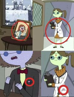 Whoa! Doctor Princess is totally Betty!!!!!!!!!!!