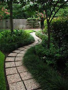 garden paths | Five Amazing Garden Paths | Wandering Productions