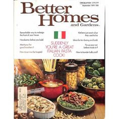 Cover Print of Better Homes and Gardens, September 1970 | $5.71