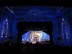 Yom Kippur Service at the art deco Saban Theatre in Beverly Hills. Guest speakers speak of the Holocaust and how intolerance is happening now. www.babyboomster.com