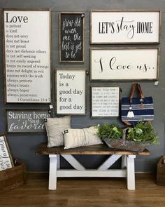 rustic roots il/ handmade wood sign/ farmhouse decor/ fixer upper decor/ farmhouse store/ modern farmhouse/ home ideas/ home decor/ boho decor/ boho farmhouse/ neutral decorating/ neutral decor/ home decorating ideas by paige