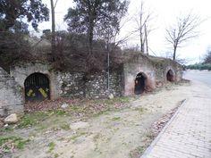 MÉNTRIDA (TOLEDO) - Cuevas del Castillejo.