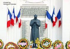 French War Memorial @ Pondicherry